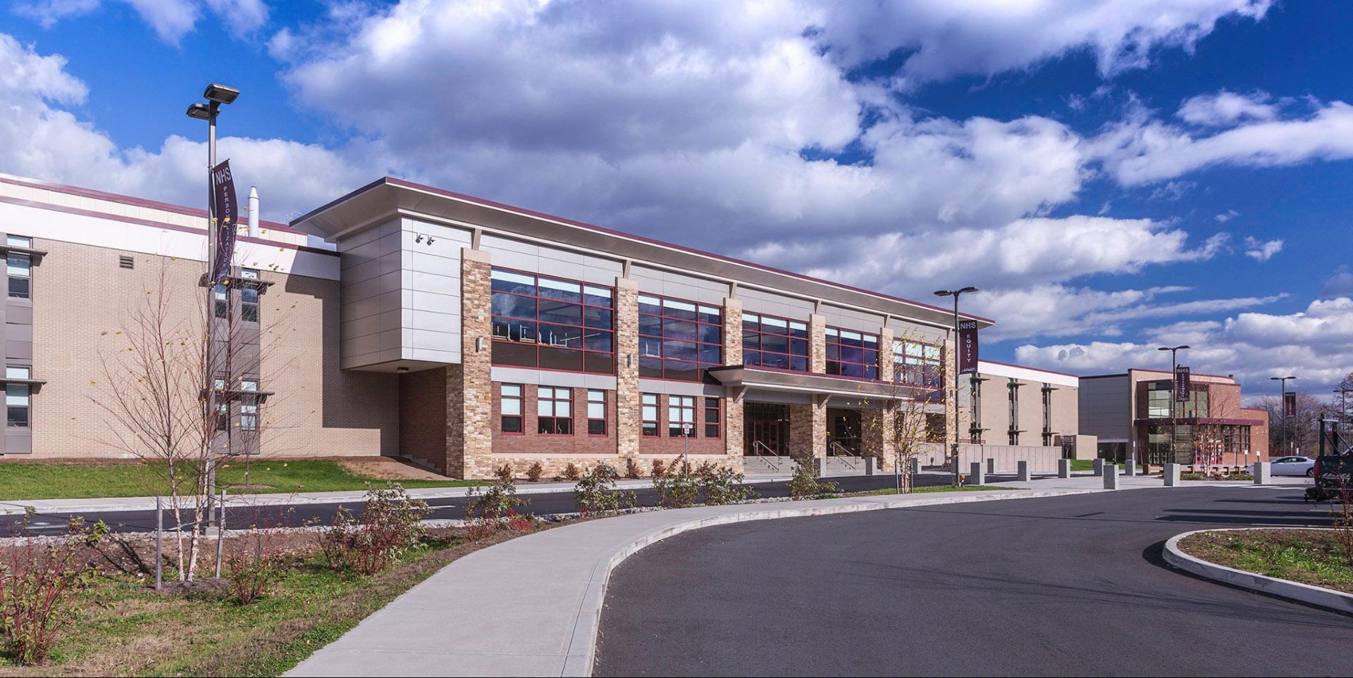 Photo of Naugatuck High School