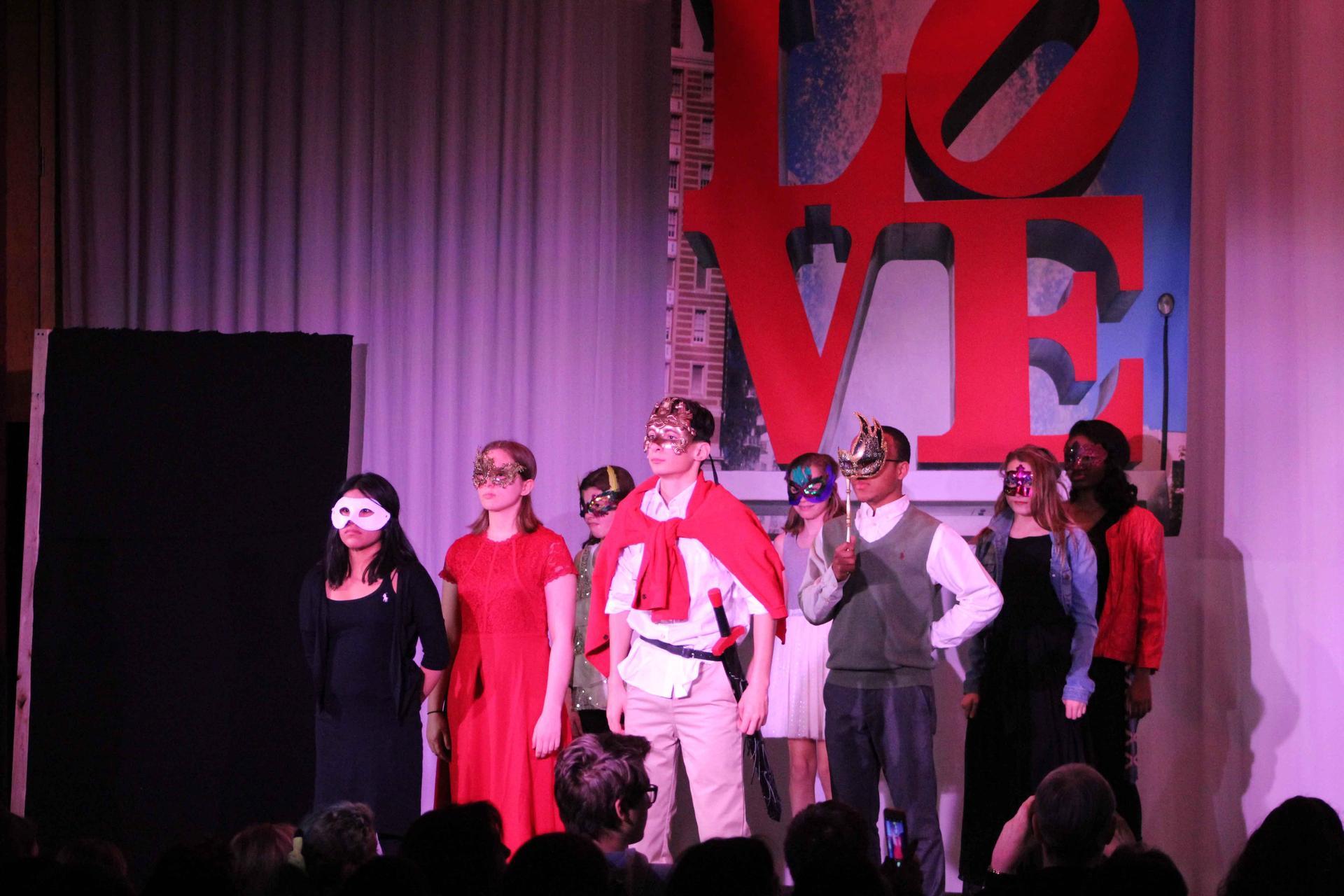 Ensemble Romeo & Juliet Remix