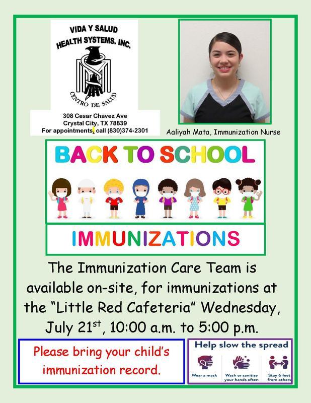 Back To School Immunizations Featured Photo