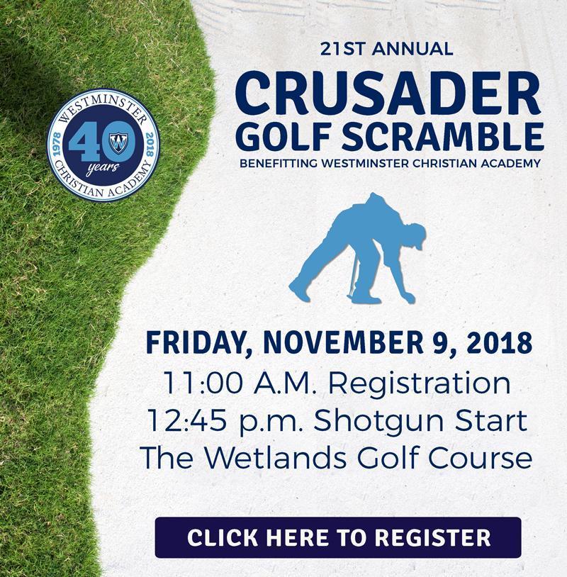 Register for Golf Scramble