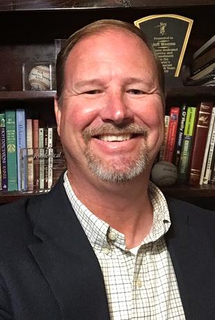 Jeff Weems, M.Ed, ATC