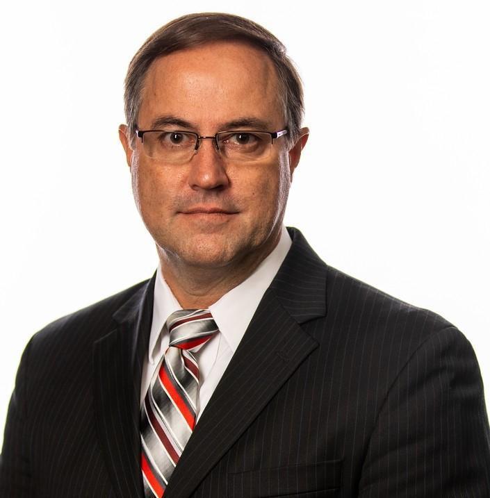 Image of Scott Clark, the new board of education member.