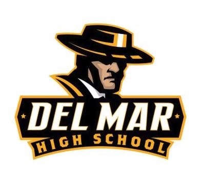 del mar high school logo