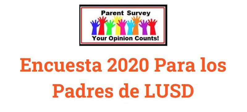 Parent Survey! Featured Photo