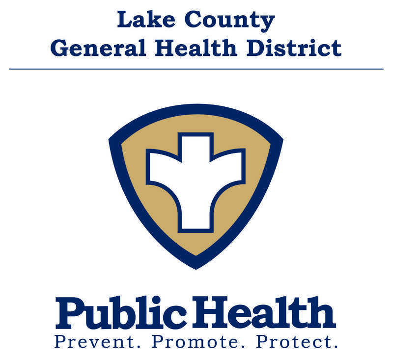 Lake County General Health District Logo