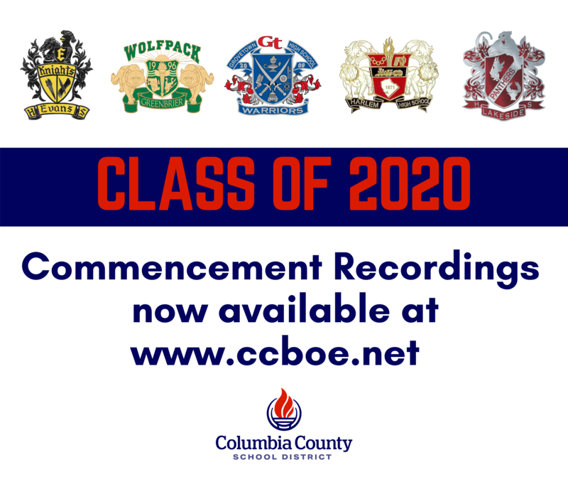 livestream of commencement now available