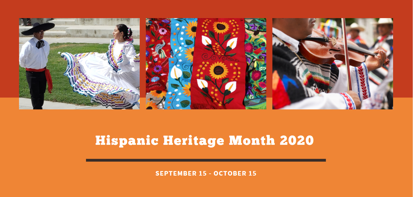 KHSD celebrates Hispanic Heritage Month from September 15- October 15