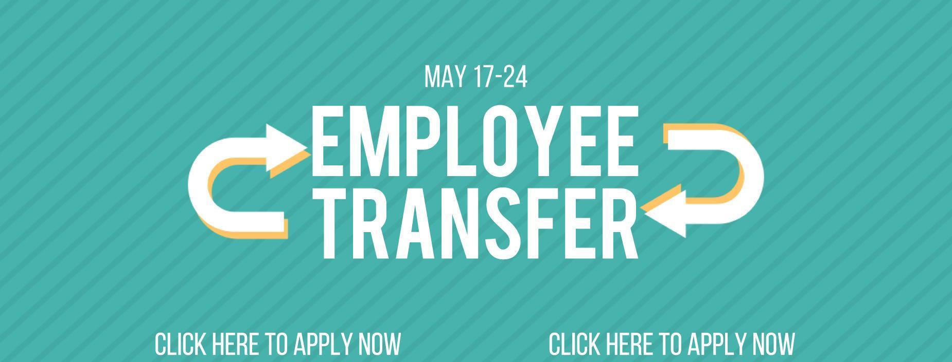 Employee Transfer banner