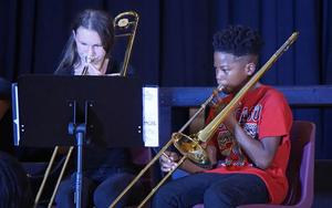 St. John the Baptist Parish Public Schools music