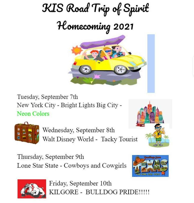 KIS Road Trip of Spirit - Sept. 7-10 Featured Photo