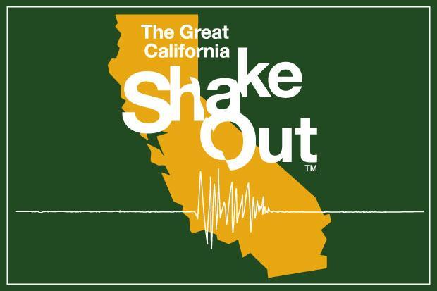 The Great American Shakeout - October 18 Thumbnail Image