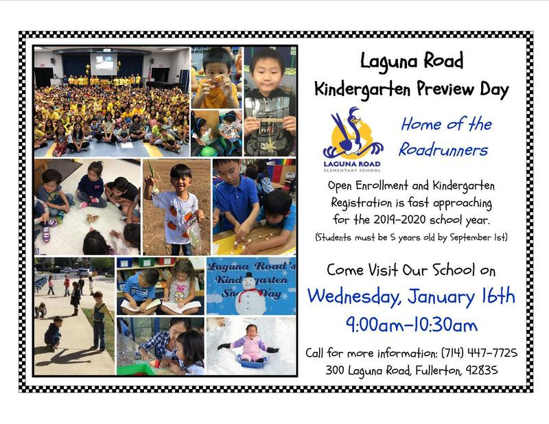 Kindergarten Preview Day Featured Photo
