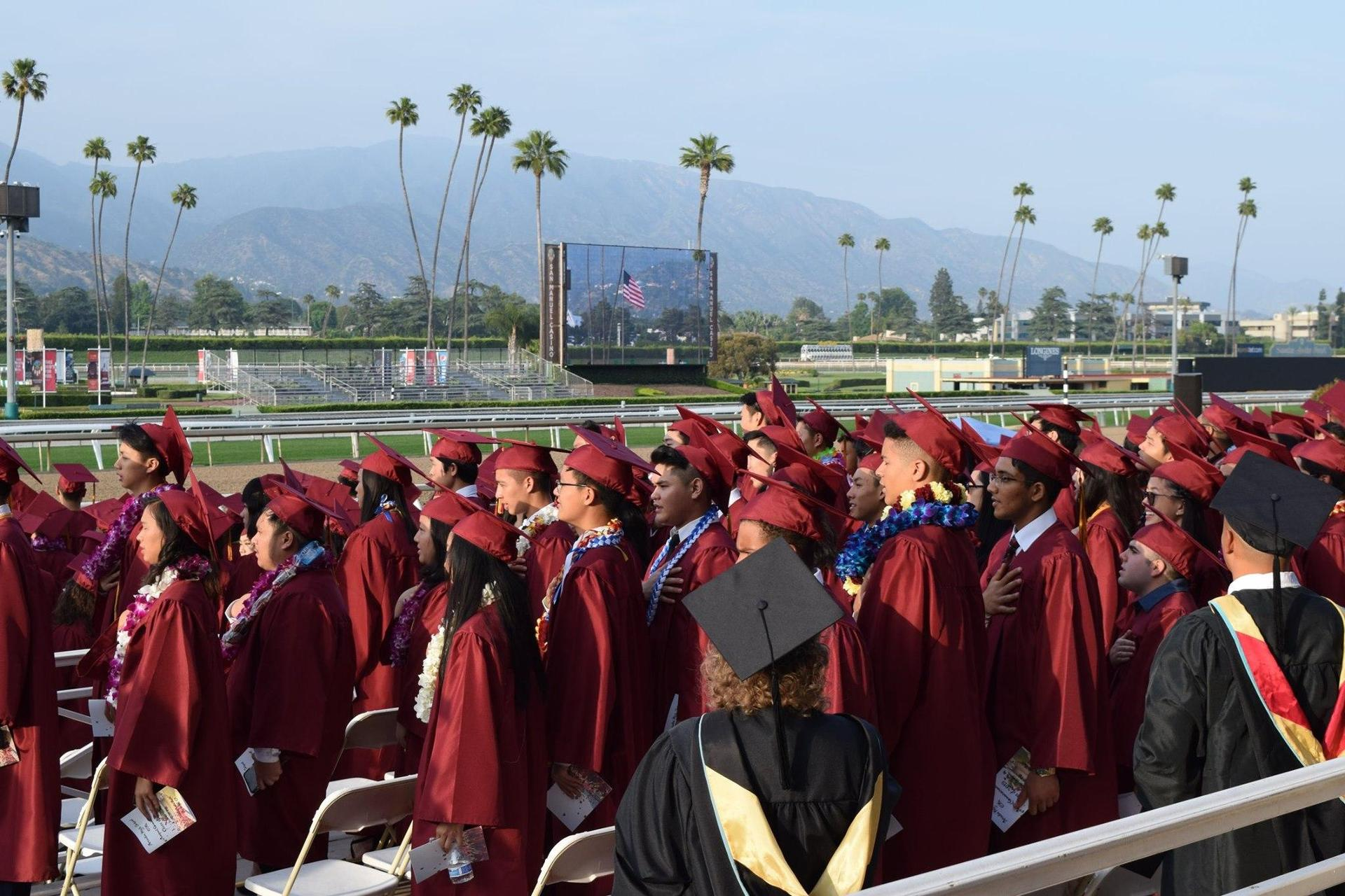 Arcadia High School Graduation 2019