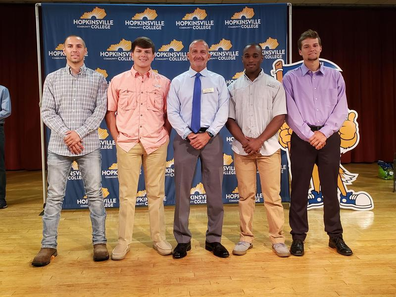 Todd County Central Graduates Sign With HOPFAME Featured Photo
