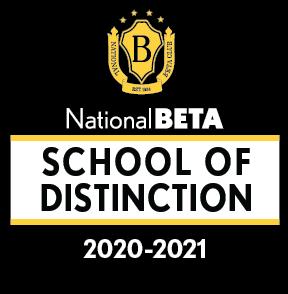 National Beta School of Distinction
