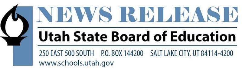 First-ever statewide Student Advisory Council created in Utah, 11th-12th grade encouraged to apply Thumbnail Image