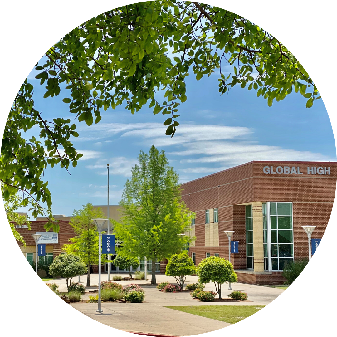 global high school street view