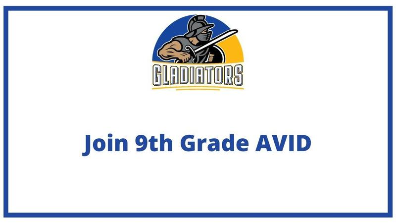 Join AVID Graphic