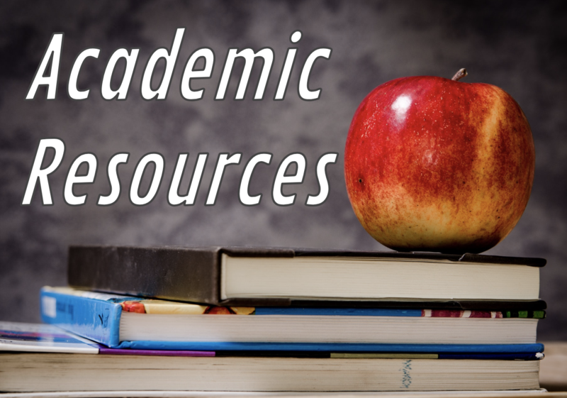 Academic Resources Featured Photo