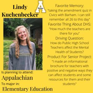 Lindy Kuchenbecker