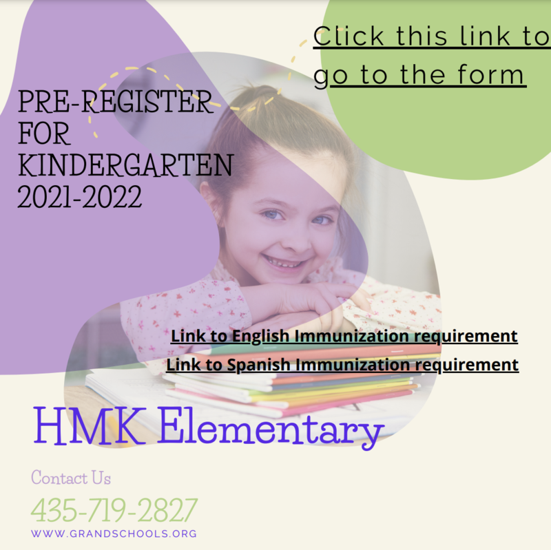 Pre-Register for Kindergarten Featured Photo
