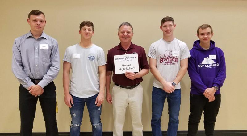 State Runner-up at Kansas Personal Finance Challenge Quiz Bowl Thumbnail Image