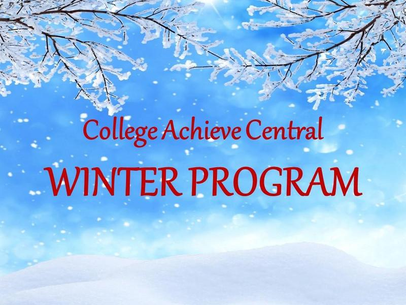 CACCS Winter Program Featured Photo
