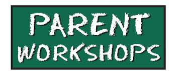 Parent Workshop TODAY! 5/06/2021/Taller de Padres HOY 5/06/2021 @ 3:30 p.m. Thumbnail Image