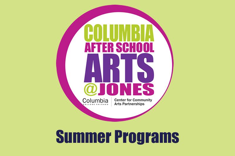 Image Columbia Arts at Jones