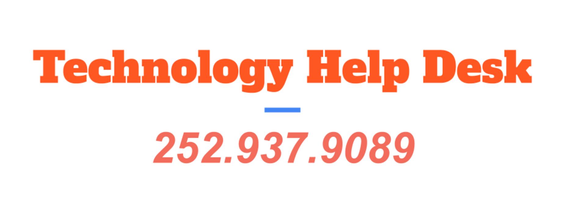 Technology Help Desk