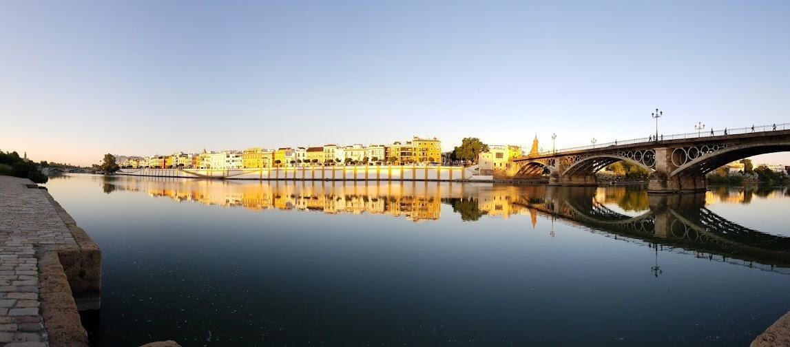 Rio Guadalquivir, Sevilla