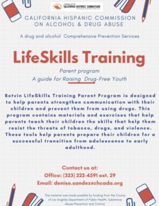 Botvin Life Skills Training Program