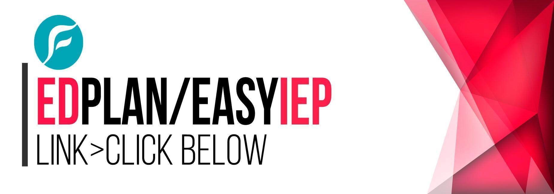 EASY IEP Banner