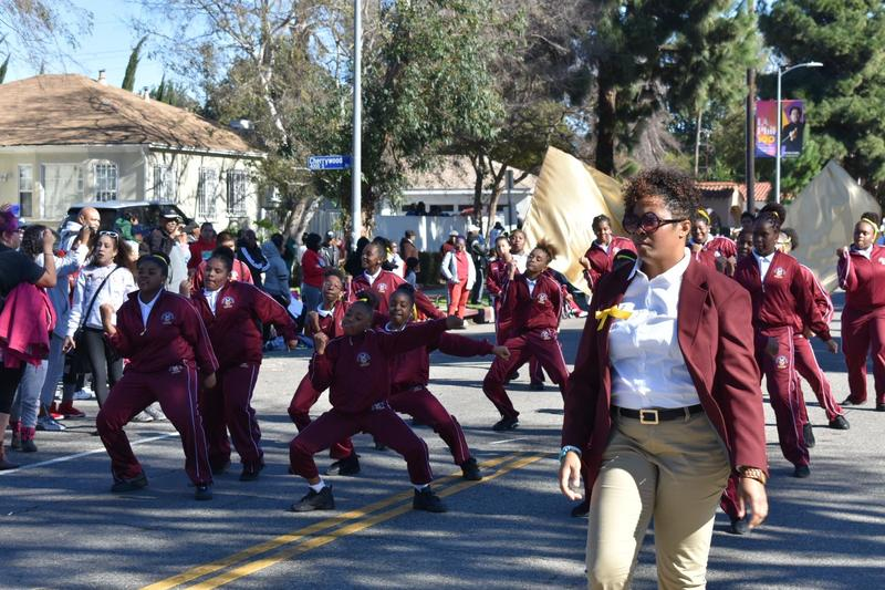 Wilder's Participates in the Los Angeles King Parade, Monday January 20th (click on link for map) Featured Photo