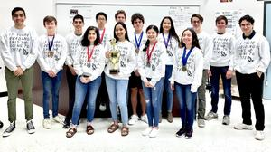 Lamar science olympiad team