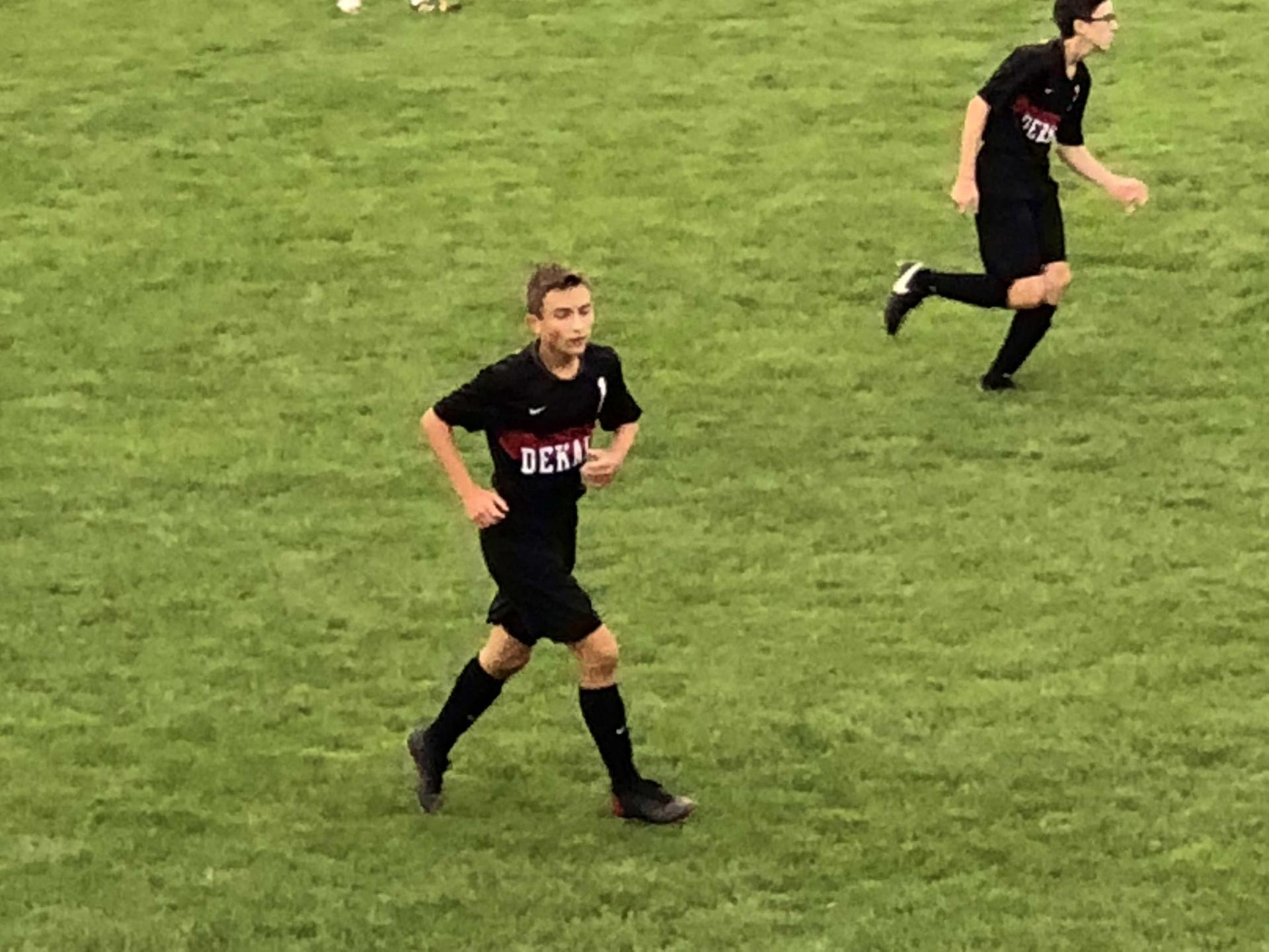 2018 Baron Soccer