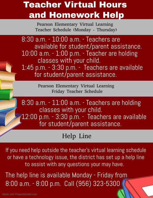 Updated Teacher Schedule Featured Photo