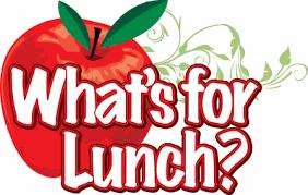 Lunch menu image