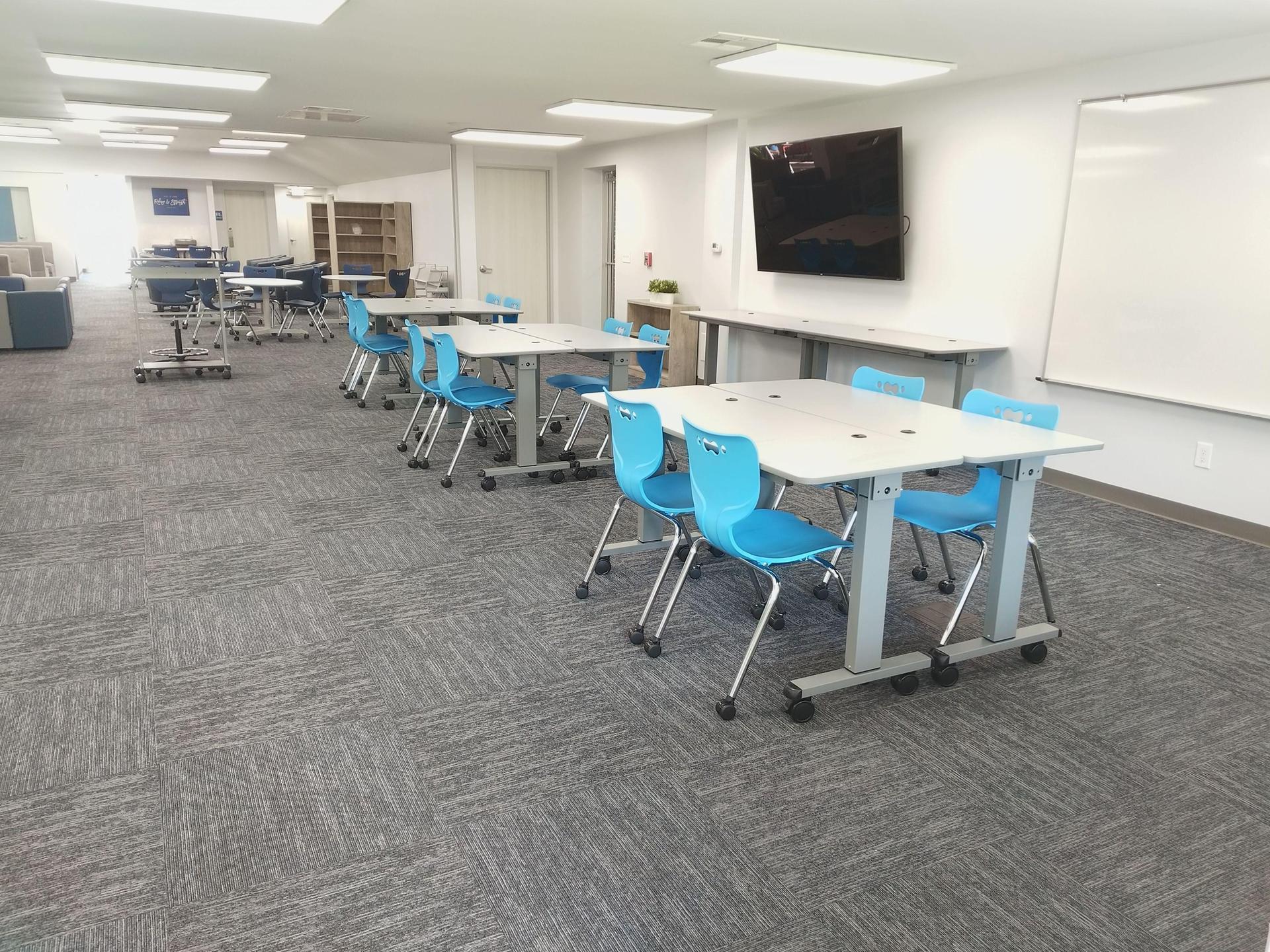 collaborative tech lab - open