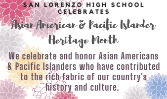 SLz Celebrates Asian American & Pacific Islander Heritage Month Featured Photo