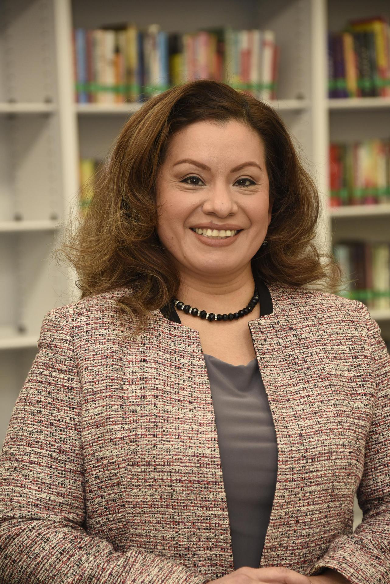 Liliana Baez-Molina