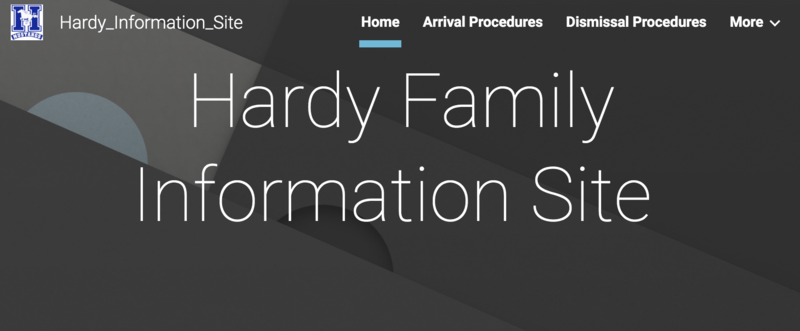 Hardy Family Information Page