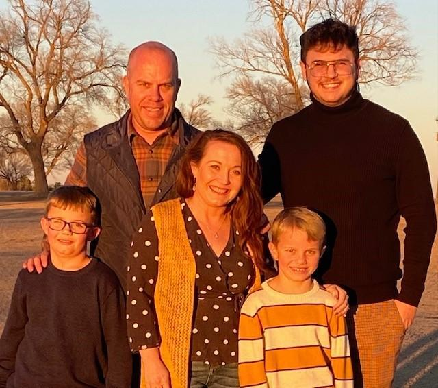 Griffis Family Pic