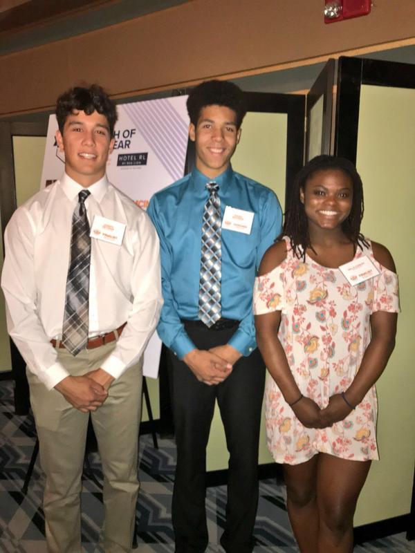 Spokane Youth Award Recipients