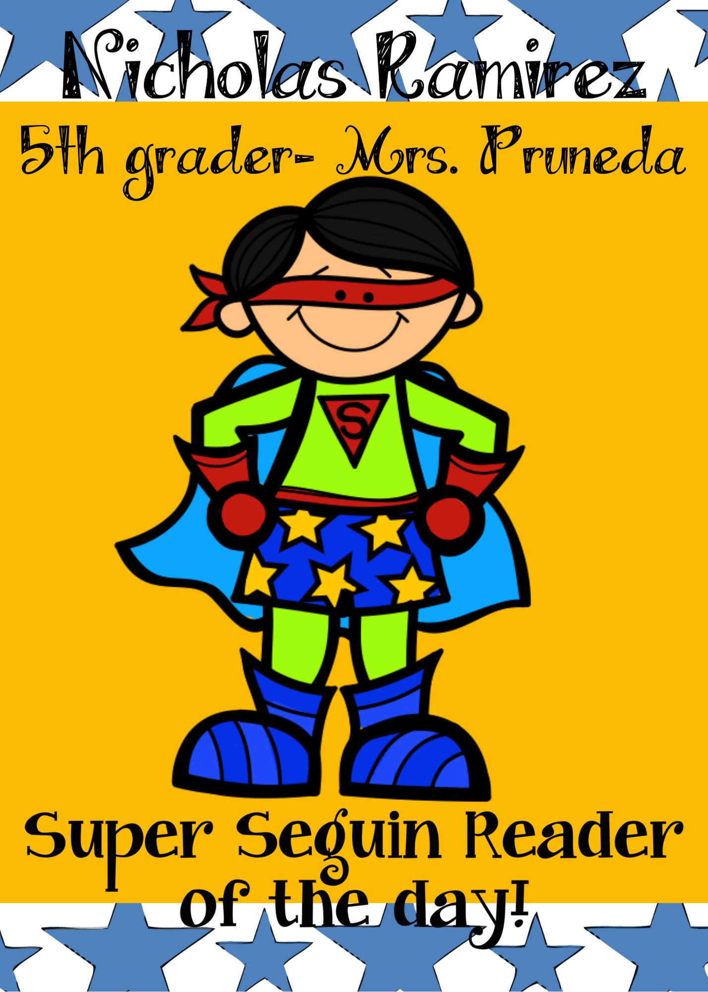 Super Seguin Reader