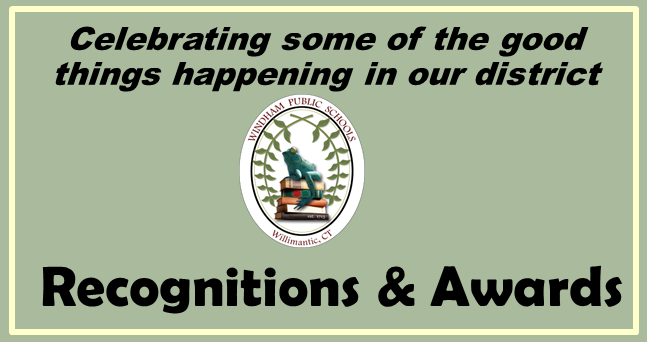 Recognitions & Awards Thumbnail Image
