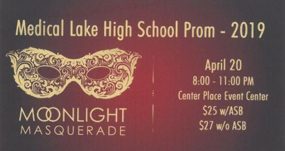 Medical Lake High School Prom Thumbnail Image