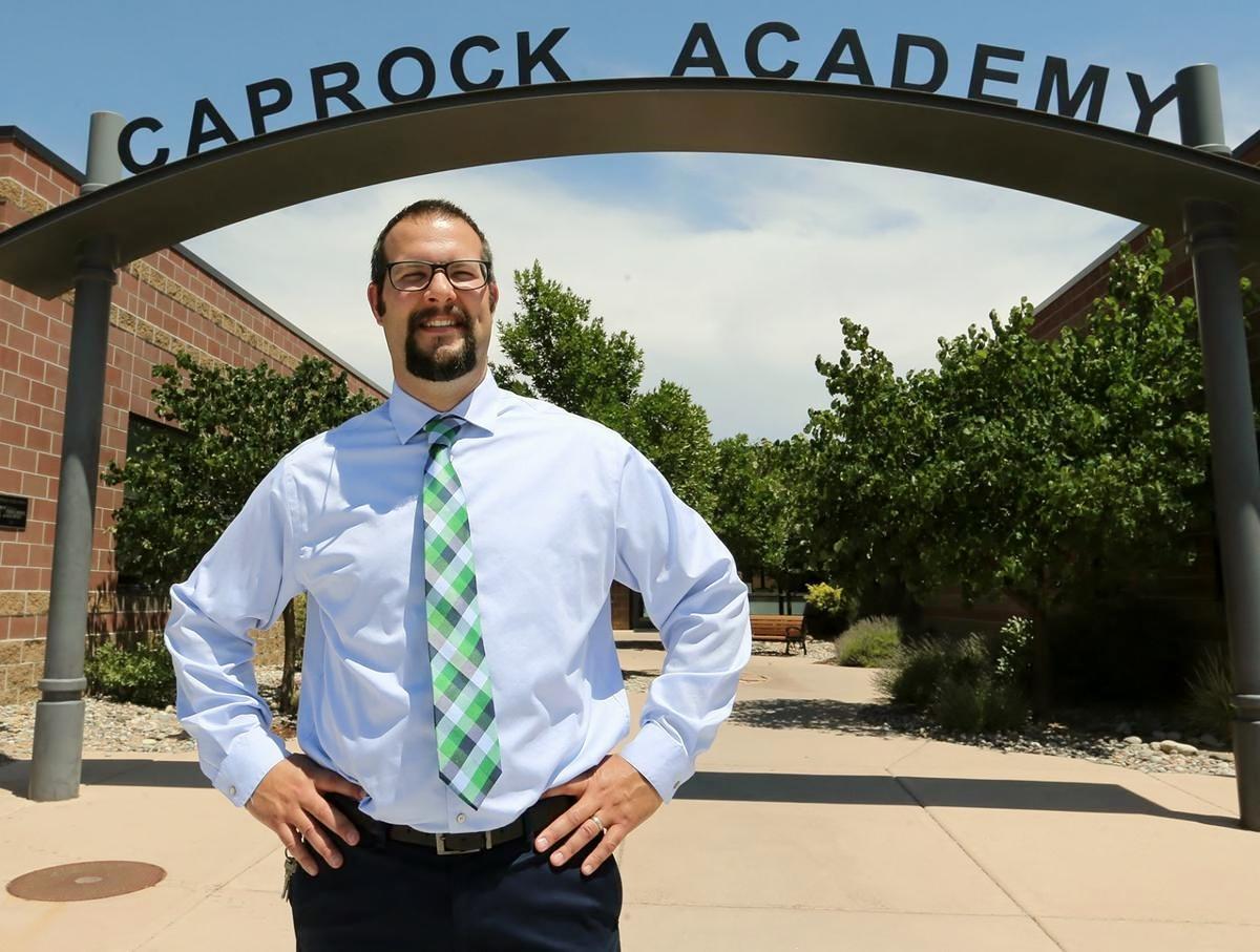 Mr. Andrew Collins, Head of School