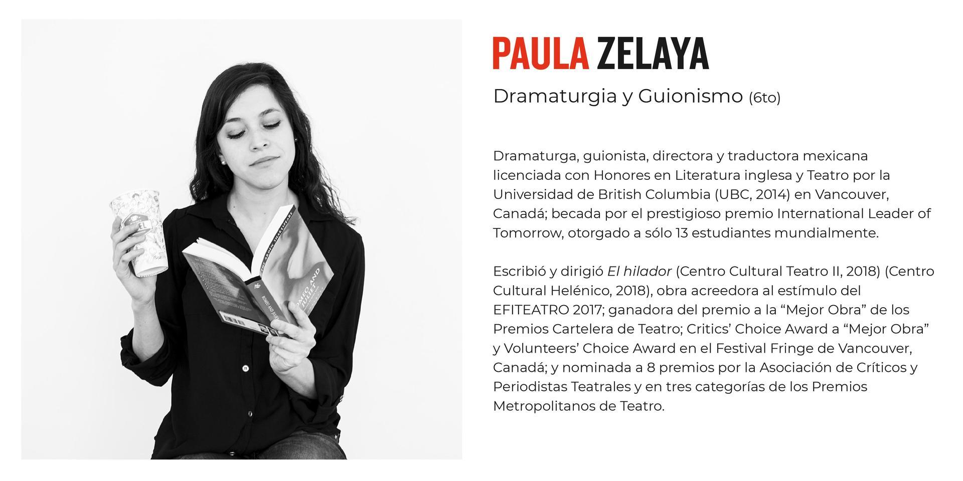 Paula Zelaya
