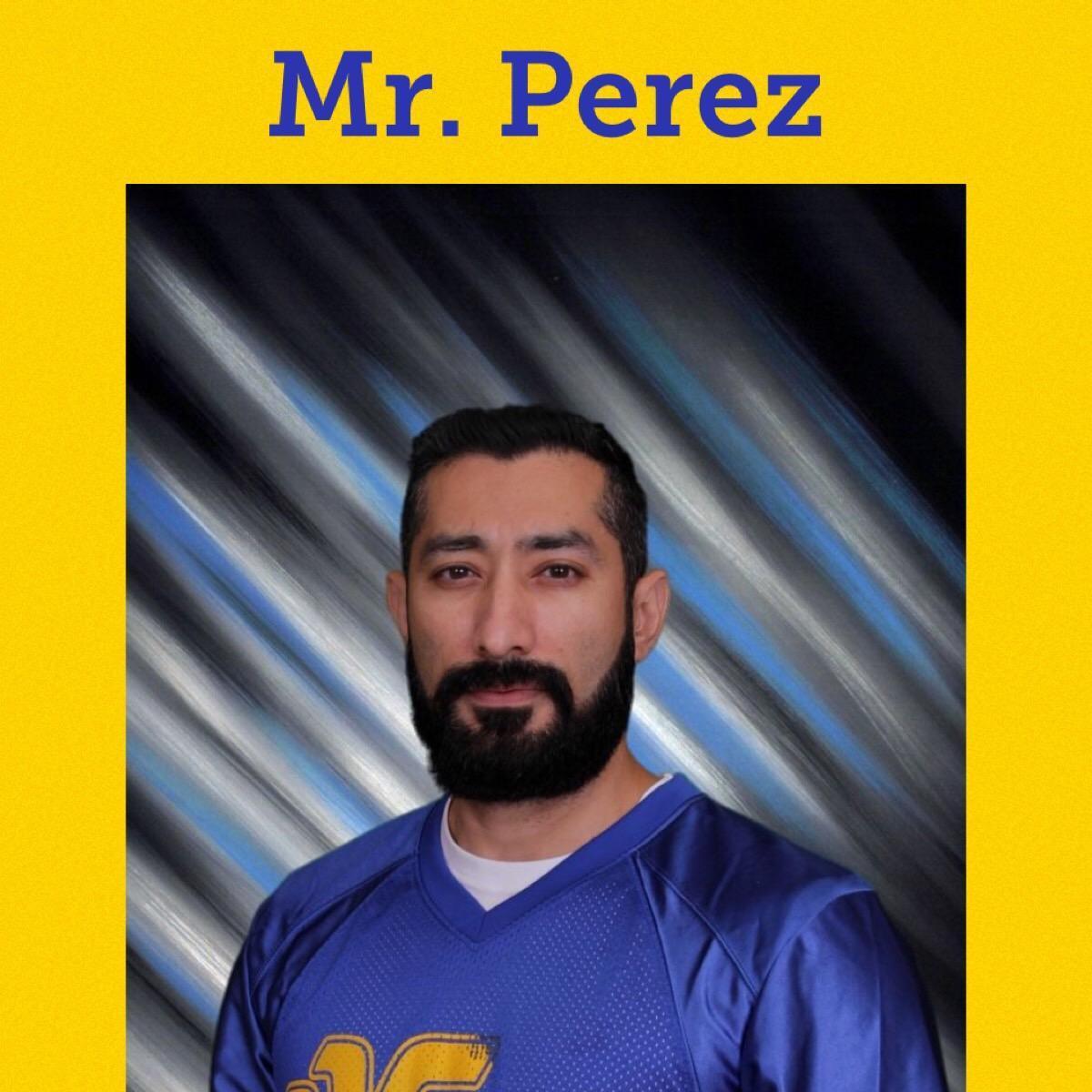 Eleazar Perez's Profile Photo